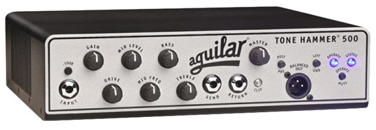 Aguilar TH500 Tone Hammer 500 Super Lightweight Head
