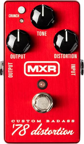 MXR M78 Badass Distortion