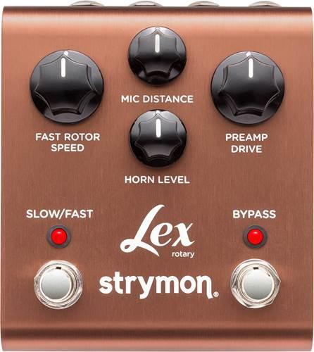 Strymon Lex Rotary Speaker Pedal