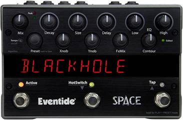 Eventide Space Reverb and Beyond