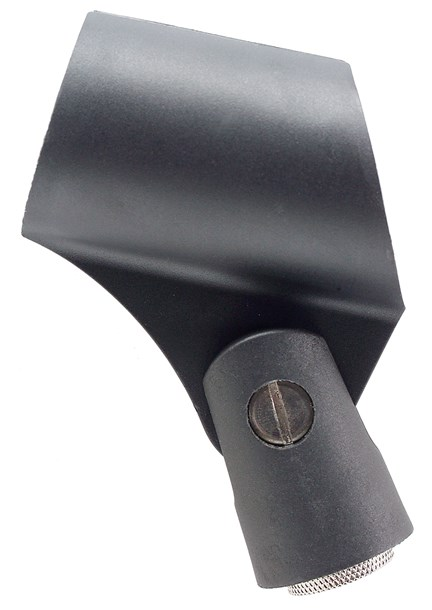 Stagg MH-8AH Mic Clip Rubber Black