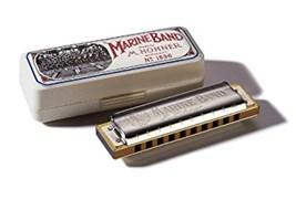 Hohner Marine Band Harmonica G