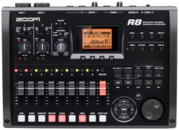 Zoom R8 - 8 Track Recorder and Audio Interface