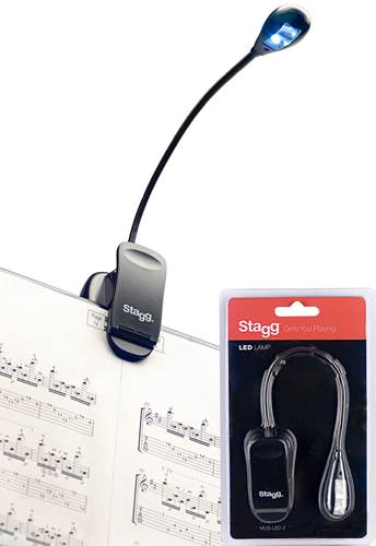 Stagg MUS-LED2 LED Lamp for Music Stand