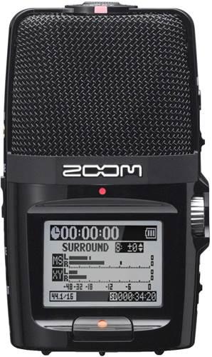 Zoom H2N Hand Held Recorder