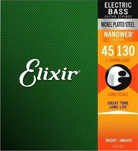 Elixir E14202 5 String Bass Strings