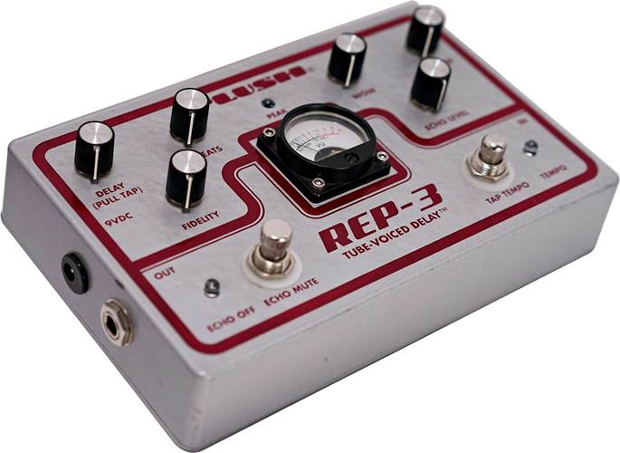 Fuchs Plush Replay True High Voltage Tube Delay (Ex-Demo) #3339