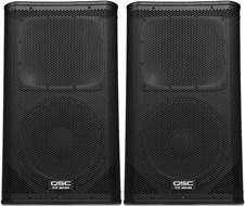 QSC KW122 PA Speaker (Pair)
