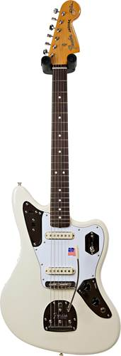 Fender Johnny Marr Jaguar RW Olympic White (Ex-Demo) #V1969535