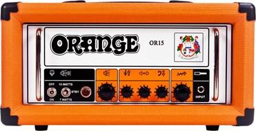 Orange OR15H Guitar Valve Amplifier Head