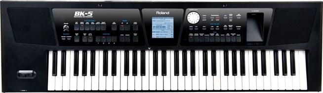 Roland BK-5 Arranger Keyboard (Ex-Demo) #B1I4811