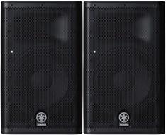 Yamaha DXR10 Active Loudspeaker (Pair)