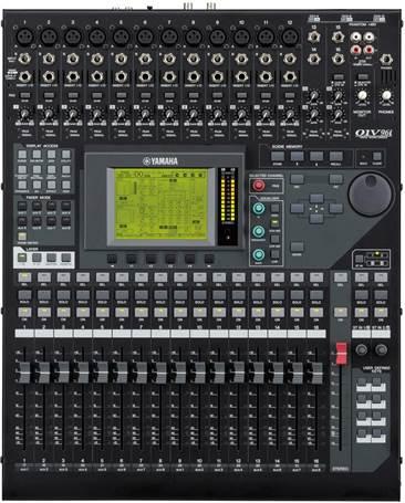 Yamaha 01V96i Mixing Console