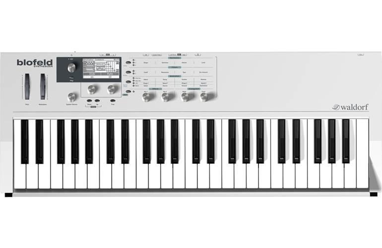 Waldorf Blofeld Keyboard White (Ex-Demo) #14110082282