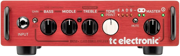TC Electronic BH250 Bass Head