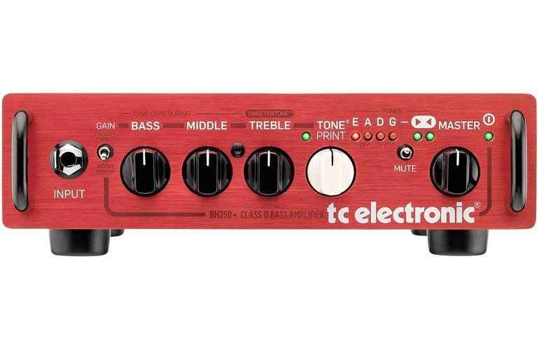 TC Electronic BH250 Bass Head