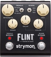 Strymon Flint Tremolo and Reverb