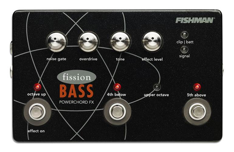 Fishman Fission Bass Power Chord FX
