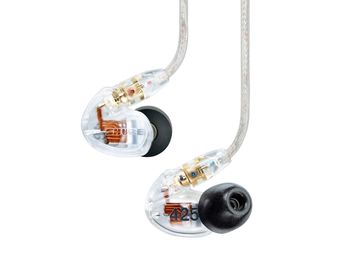 Shure SE425-CL-EFS Earphones