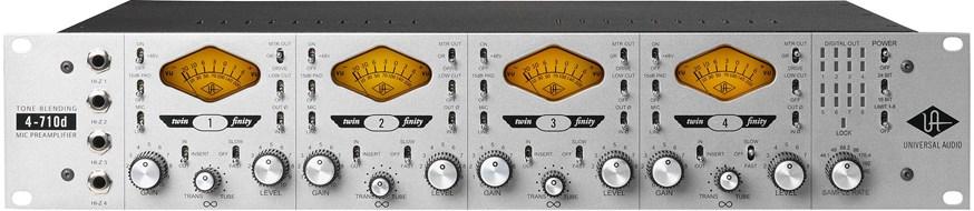 Universal Audio 4-710D Pre-Amp