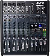 Alto Live 802 Mixer (Ex-Demo) #(21)UT1408110101531