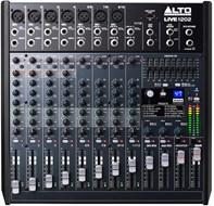 Alto Live 1202 Mixer (Ex-Demo) #(21)UT1805110216571