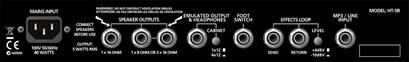 Blackstar HT-5R 5w 1x12 Front View