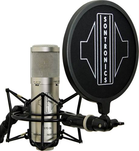 Sontronics STC-3X PACK (SILVER)