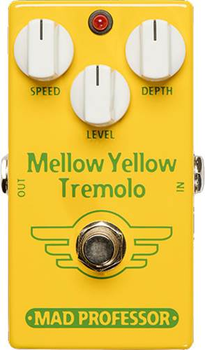 Mad Professor Mellow Yellow Tremolo PCB