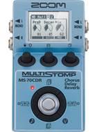 Zoom MS-70CDR Chorus Delay Reverb Multi Stomp