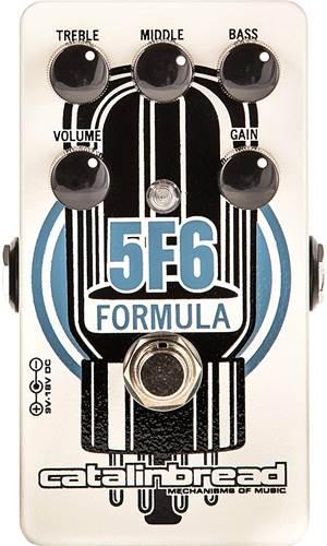 Catalinbread Formula 5F6 (Tweed Bassman Amp)