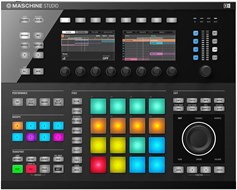 Native Instruments Maschine Studio Black (Ex-Demo) #3865943104409954133011045