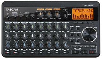 Tascam DP-008EX Digital Recorder
