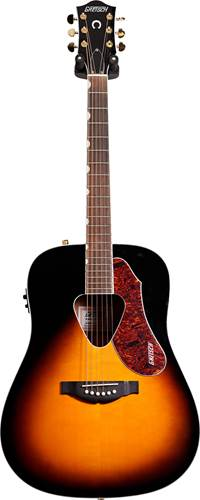 Gretsch G5024E Rancher Dreadnought Electric Sunburst (Ex-Demo) #IS15100171
