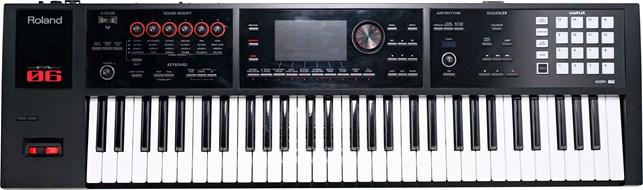 Roland FA-06 61 Note Workstation (Ex-Demo) #A8F4883