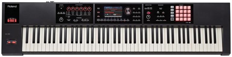 Roland FA-08 88 Note Workstation (Ex-Demo) #A5G1912