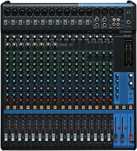 Yamaha MG20 Mixer