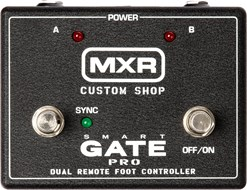 MXR M235FC Smart Gate Foot Control