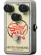 Electro Harmonix Soul Food Transparent Overdrive