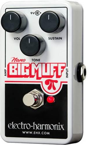 Electro Harmonix Nano Big Muff Fuzz