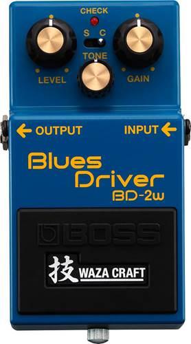 BOSS BD-2W Waza Craft Custom Blues Driver Overdrive