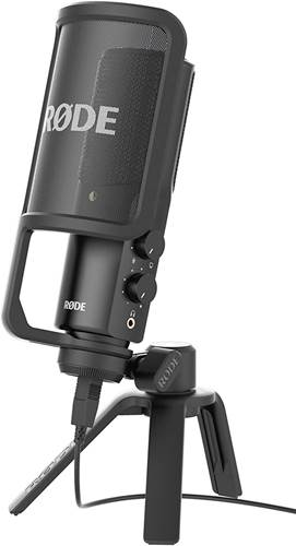 Rode NT-USB Condenser Mic