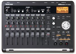 Tascam DP-03SD Digital Multitrack Recorder
