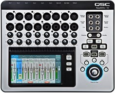 QSC TouchMix 16 Digital Mixer (Ex-Demo) #lle0g3292