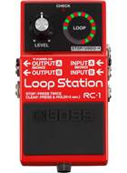 BOSS RC-1 Loop Station Pedal