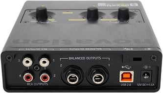 Novation Audiohub 2x4 USB Hub + Audio Interface
