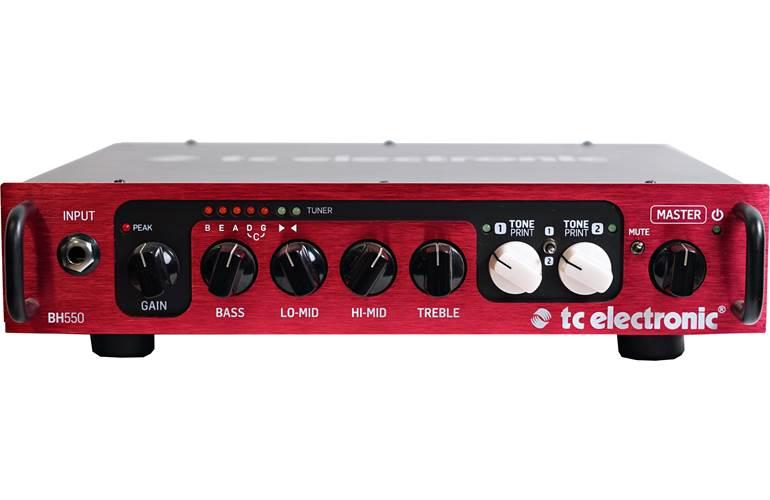 TC Electronic BH550 Bass Head (Ex-Demo) #16137777