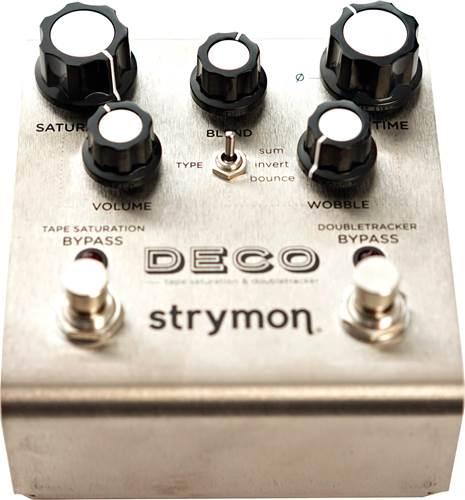 Strymon Deco Vintage Tape Effects (Ex-Demo) #s1809436