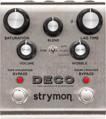Strymon Deco Vintage Tape Effects