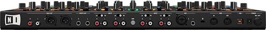 Native Instruments Traktor Kontrol S8 Front View